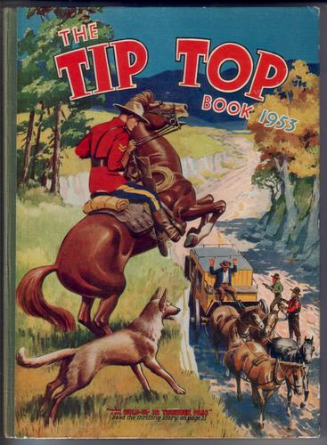 The Tip Top Book 1953