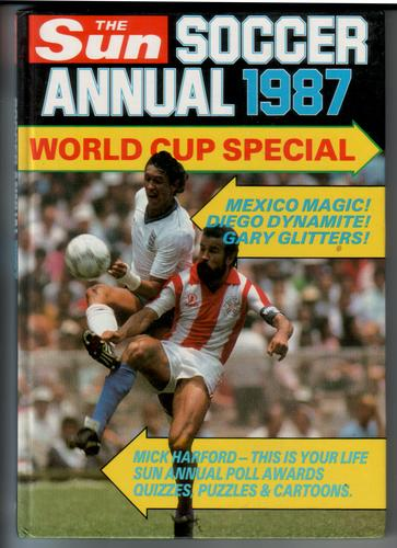 The Sun Soccer Annual 1987
