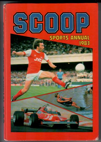 Scoop Sports Annual 1983