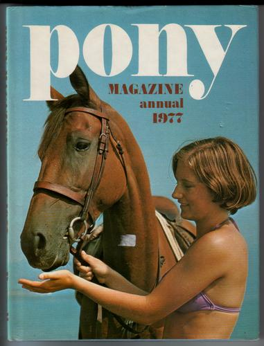 Pony Magazine Annual 1977