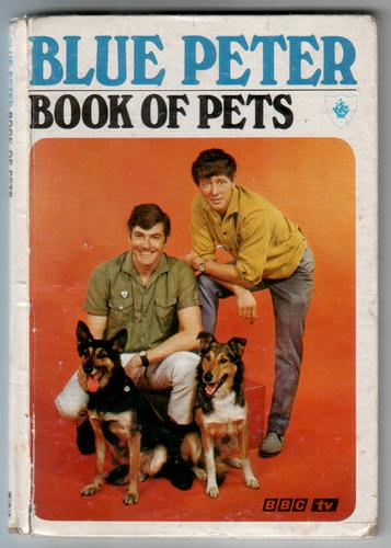 Blue Peter Book Of Pets