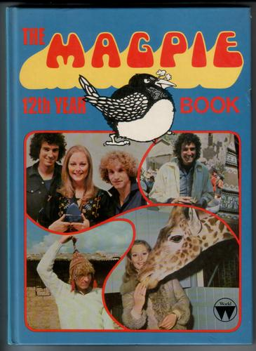 The Magpie 12th Year Book