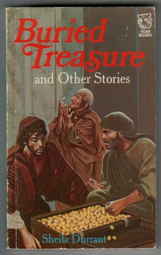 Buried Treasure and Other Stories by Sheila Durrant