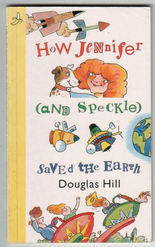 How Jennifer (and Speckle) Saved the Earth