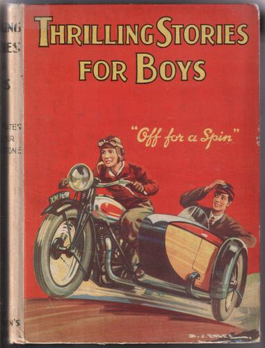 Thrilling Stories for Boys