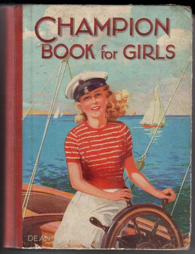 Champion Book for Girls