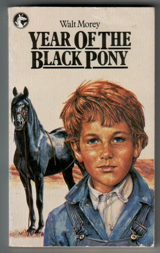 Year of the Black Pony by Walt Morey