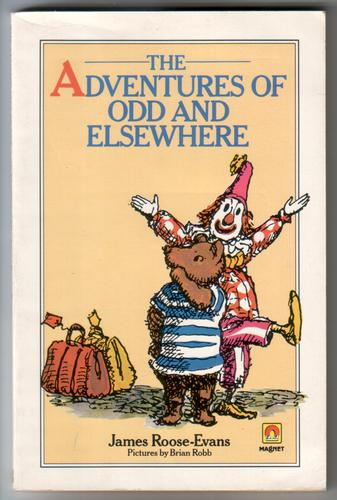 The Adventures of Odd and Elsewhere by James Roose-Evans
