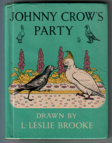 Johnny Crow's Party by Leonard Leslie Brooke