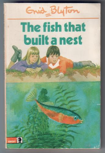 The fish that built a nest