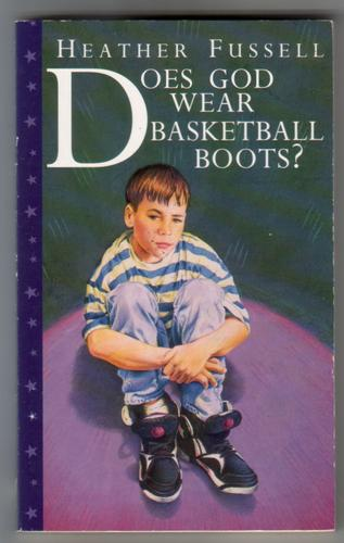 Does God wear basketball boots?