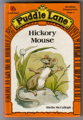 Hickory Mouse by Sheila McCullagh