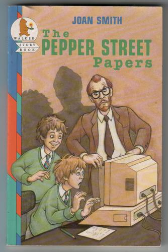 The Pepper Street Papers by Joan Smith