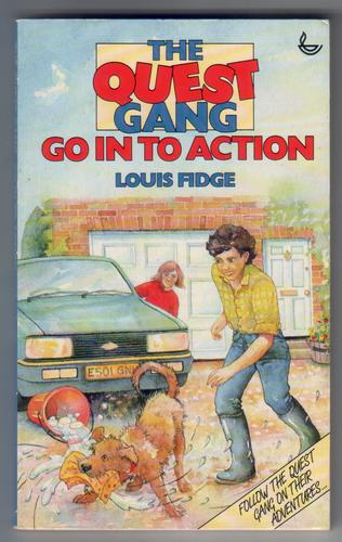 The Quest Gang go into Action by Louis Fidge