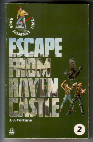 Escape from Raven Castle by J. J. Fortune