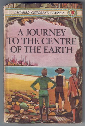 VERNE, JULES - A Journey to the Centre of the Earth