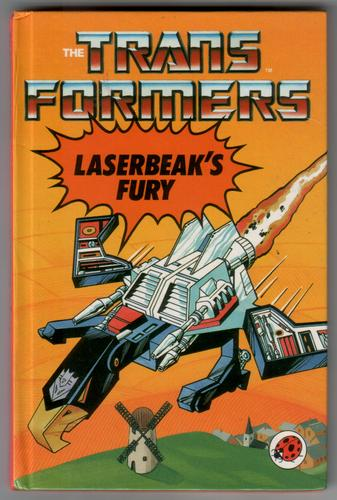 The Transformers: Laserbeak's Fury