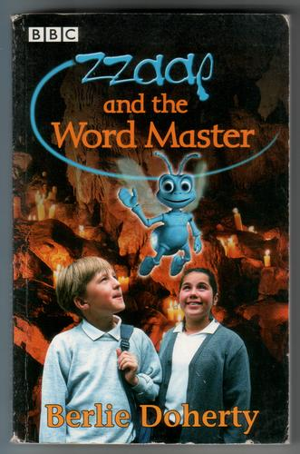 ZZaap and the Word Master by Berlie Doherty