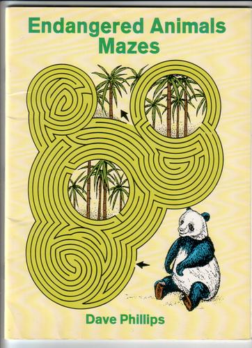 Endangered Animals Mazes