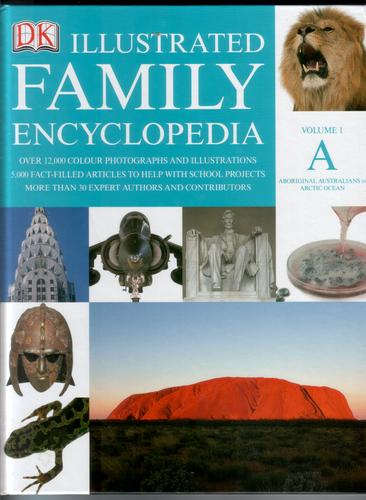 Illustrated Family Encyclopedia - Volume 1