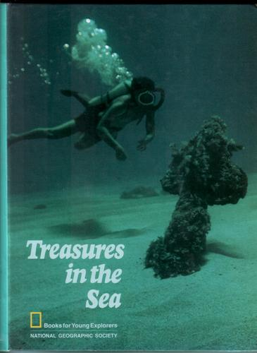 Treasures in the Sea by Robert M. McClung