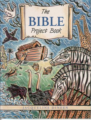 The Bible Project Book by Jacqueline Dineen