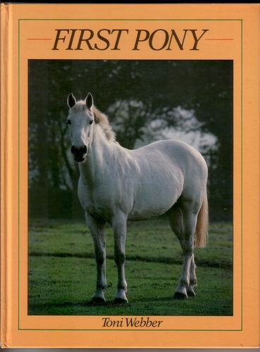 WEBBER, TONI - First Pony