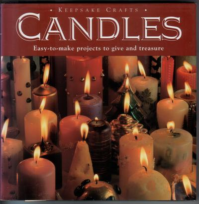 Keepsake Crafts: Candles by Pamela Westland