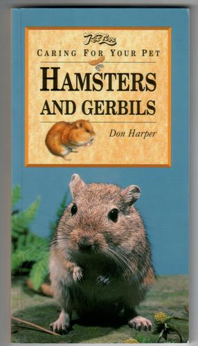 Caring for your Pet: Hamsters and Gerbils