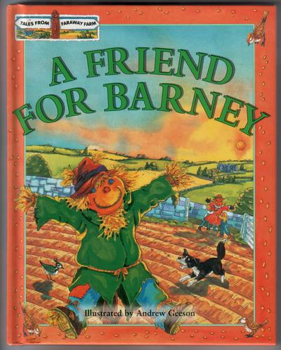 A Friend for Barney by Marilyn Tolhurst