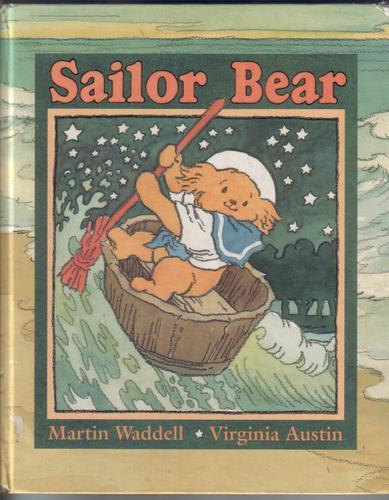 WADDELL, MARTIN - Sailor Bear