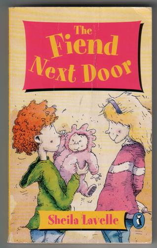 The Fiend Next Door by Sheila Lavelle