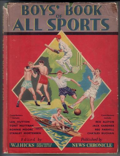 Boys' Book of All Sports