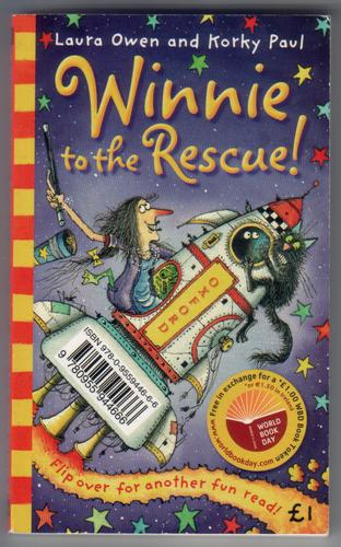 Winnie to the Rescue by Laura Owen