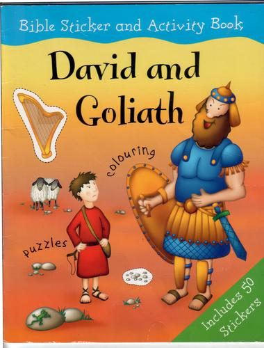 David and Goliath by Ronne Randall