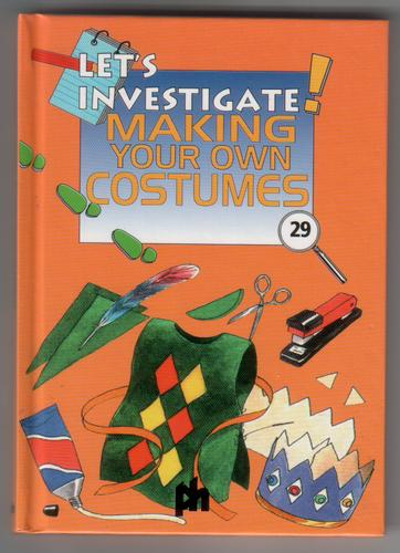 Let's Investigate: Making Your Own Costumes