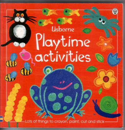 Playtime Activities by Ray Gibson
