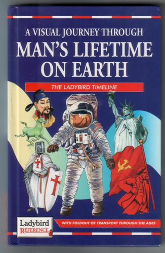 A Visual Journey Though Man's Lifetime On Earth by Philip Brooks