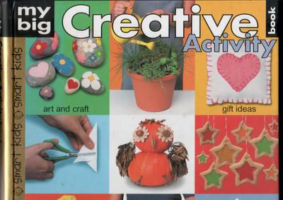 My Big Creative Activity book by Louise Rupnik