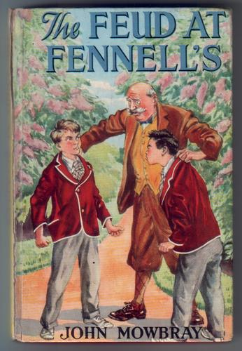 The Feud at Fennell's by John Mowbray