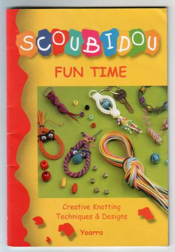 Scoubidou Fun Time - Creative Knotting Techniques and Designs