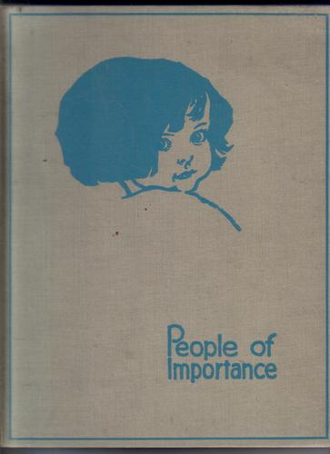 People of Importance by Brenda E. Spender