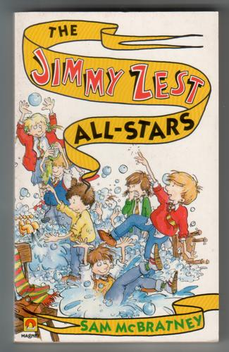 The Jimmy Zest All-Stars