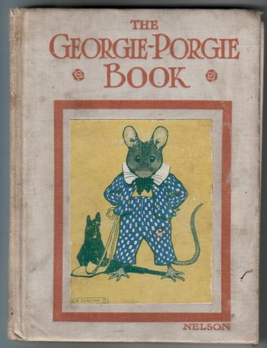 The Georgie-Porgie Book by Jacqueline Clayton