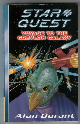 Star Quest: Voyage to the Greylon Galaxy