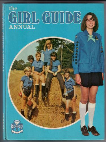 The Girl Guide Annual 1975
