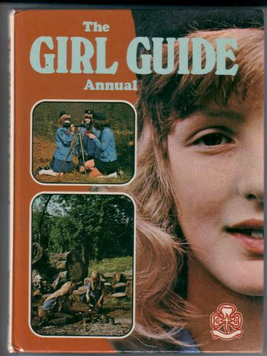 The Girl Guide Annual 1976