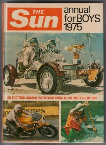 The Sun Annual for Boys 1975