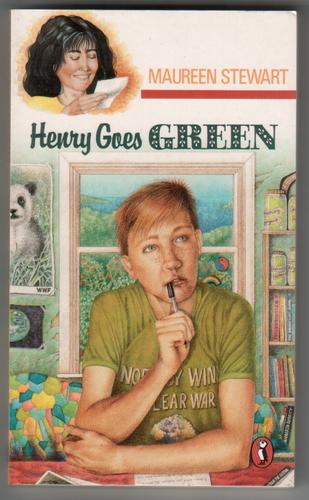 Henry goes green by Maureen Stewart