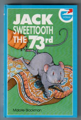 Jack Sweettooth the 73rd